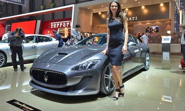 Maserati создал самый быстрый GranTurismo