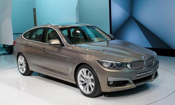 Из «тройки» BMW сделали Gran Turismo