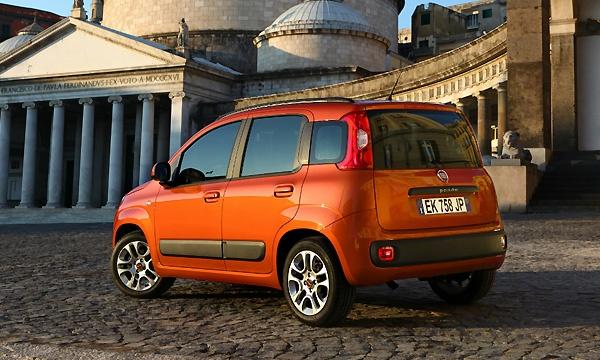 Fiat Panda увеличат до размеров Nissan Qashqai